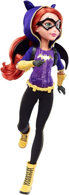 "Amazon.com: DC Super Hero Girls Batgirl 12"" Action Doll: Toys & Games"