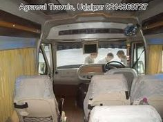 Image result for tempo traveller in udaipur
