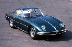 1964-66 Lamborghini 350 GT b y Carrozzeria Touring