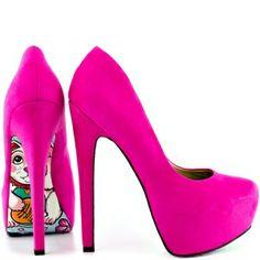 Sapato Taylor Says Calico