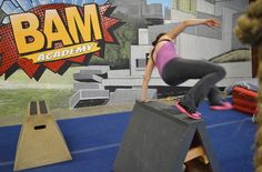 When you want to be a superhero, try parkour! Here's what you can expect...: What Is Parkour?
