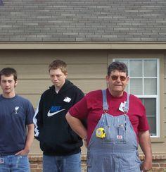#plumbing with Mr. Bradley.