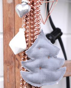 Weihnachten 2015 | weiss grau kupfer | waseigenes.com Blog