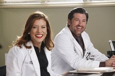 It's Kate Walsh's 48th Birthday — See the Cast of 'Grey's Anatomy' Then and Now!