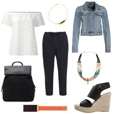 OneOutfitPerDay 2016-08-02 - #ootd #outfit #fashion #oneoutfitperday #fashionblogger #fashionbloggerde #frauenoutfit #herbstoutfit - Frauen Outfit Outfit des Tages Sommer Outfit Billi Bi Laure Mory Bijoux Liebeskind Berlin LTB Pieces Street One Tom Ford Vila