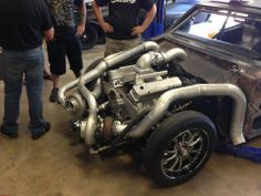 Lots of Turbo  Big Chief Street Outlaws