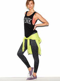 Victoria's Secret: Ultimate Reversible Yoga Legging