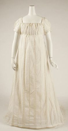 Dress  1810  The Metropolitan Museum of Art