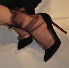 靴下コーディネート