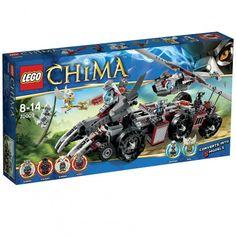 lego worriz combat lair images    ... Building Sets and Blocks / LEGO / LEGO Chima Worriz' Combat Lair 70009