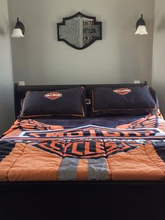 My Harley Bedroom  Missing The Bed (coming Soon )