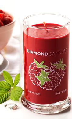 Diamond Candles. Discover a ring in every candle. Reveal a chance to win a ring worth up to $5000.