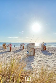 Sandy Beaches, Popup, Homeland, Blue Stripes, Seaside, Blue And White, Wallpapers, Park, House Styles