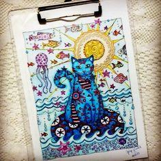 #livrosdecolorir #colorindolivrostop #gatosolivrodecolorir #boracolorirtop #viciodecolorir