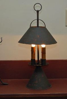 Primitives  Primitive country Lighting primitive lampsLOVE this lamp  Have one very similar my Daddy made me     For  . Primitive Colonial Light Fixtures. Home Design Ideas