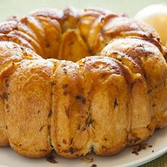 Buttery Onion Pull-Apart. It'll taste like you've spent half the day in the kitchen, but you will NOT!