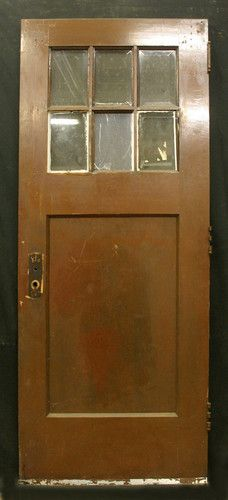 1000 images about historic exterior doors on pinterest for Front door with 6 windows
