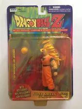 Super Saiyan Goku 3 DRAGON BALL Z The Saga Continues action figure Irwin Bandai