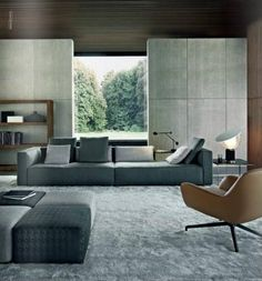 justthedesign:  Interior Design By Minotti