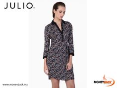 MONEYBACK MEXICO. In Mexico there are many JULIO clothing stores, specialized in the latest trends in women's clothing. Shop in JULIO and get a tax refund with Moneyback! #moneyback www.moneyback.mx