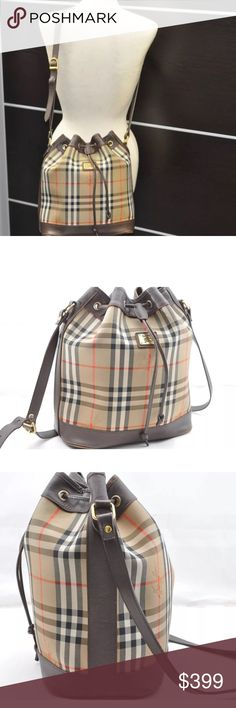 Authentic Burberry Vintage Blue Line cross body This is my favorite bag of all in vintage good condition. Clean interior. Bag is at the leather shop being professionally moisturized on the opening of the bag trim since started to show signs of leather cracking a little. It comes with Burberry dust bag. No trades. Life is to short so Rude people will be block. Burberry Bags Crossbody Bags