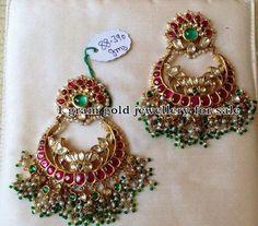 Gold Jewelry Buyers Near Me Indian Jewelry Earrings, Silver Jewellery Indian, Jewelry Design Earrings, Indian Wedding Jewelry, Indian Jewellery Design, Gold Earrings Designs, India Jewelry, Antique Earrings, Designer Earrings