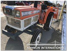 UsedJapaneseTractors.jp : KUBOTA L2002E 2WD Kubota, Tractors, Monster Trucks, Japanese, Japanese Language