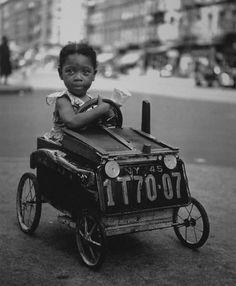 New York 1947 Photo: Fred Stein