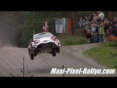WRC Neste Rally Finland 2017 - Shakedown Full Attack [HD] - YouTube