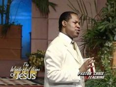 The Wonderful Name of Jesus pt 2 pastor chris oyakhilome Pastor Chris, Godly Man, Moving Pictures, Names Of Jesus, Law Of Attraction, Ministry, The Man, Blessed, Videos