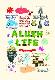 Why Lush products are my favorite: because I love what Lush stands for!
