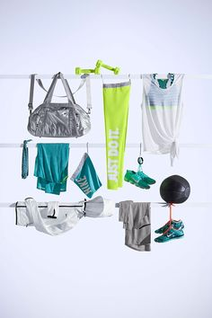Sweet workout gear from Nike.