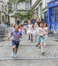 Les enfants a Paris featuring; Bleu Comme Gris, Bbk, Elsy, Collegien, Rainbow&Snow www.lesenfantsaparis.com/playdate-with-old-and-new-friends
