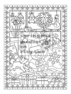 17 Best Cat Coloring Books For Adults Images On Pinterest