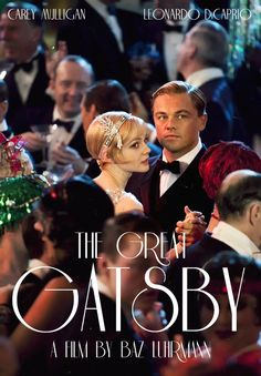 The Great Gatsby Are any of my English cronies as excited as I am?