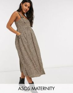 Discover the latest maternity and pregnancy clothing with ASOS. Shop for maternity dresses, maternity tops, maternity lingerie & maternity going-out clothes. Maternity Dungarees, Asos Maternity, Maternity Tops, Maternity Dresses, Midi Sundress, Belted Shirt Dress, Going Out Outfits, Pregnancy Outfits, Swing Dress