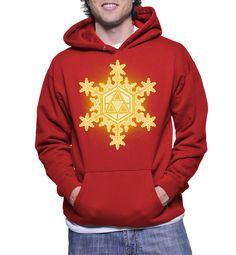 Triforce Snowflake Hoodie