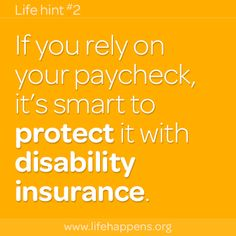 Did you know it's Disability Insurance Awareness Month? Learn more here: www… Did you know it's Disability Insurance Awareness Month? Learn more here: www.