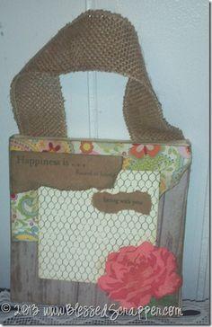 Blessed Scrapper: Floral Happiness SOTM Blog Hop
