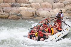 Don't miss the #1 activity in Durango! Water levels vary throughout the season. We experience high flow with the spring snow melt. July through August rapid rating drop a ½ to a full notch. The river can become very technical float trip with lots of rocks to maneuver around! We love it at all levels!
