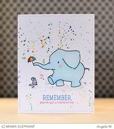 mama elephant | design blog: INTRODUCING: Ella & Friends