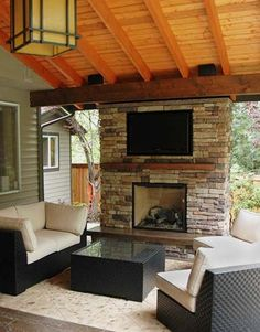 Stone Fireplace Design, Pictures, Remodel, Decor and Ideas - page 70