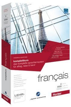 Französisch lernen - Komplettkurs Français - Französischkurs - Sprachen lernen mit digital publishing