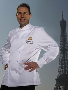 Philippe Labbé, executive chief in Shangri-La Paris, two stars Michelin restaurant