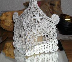 August 2016 - Laterne mit LED-Kerze und Spiegel - Designer: Leider unbekannt