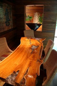 The Dallas home built entirely of teak | Dallas Morning News
