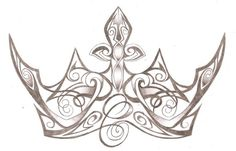The crown of Levana. A crown won by deceit and death. (crown by p1tch0une.deviantart.com on @deviantART)