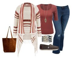 """""""Fall Plus Size Outfit"""" by jmc6115 on Polyvore featuring Old Navy, Doublju and maurices"""