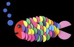 shape fish craft
