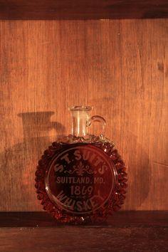 S.T. Suit's rarrísimo Whiskey de 1869